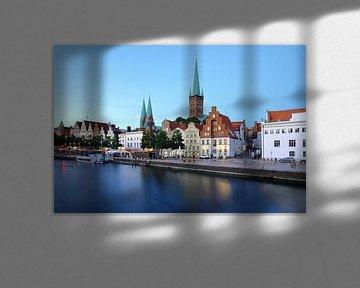 Spätzeit in Lübeck von Patrick Lohmüller
