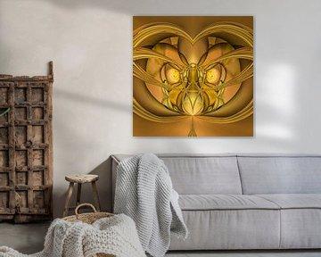 Fantasierijke abstracte twirlillustratie 106/27 van PICTURES MAKE MOMENTS