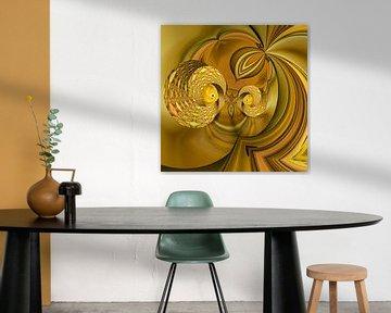 Phantasievolle abstrakte Twirl-Illustrationen 106/16 von PICTURES MAKE MOMENTS