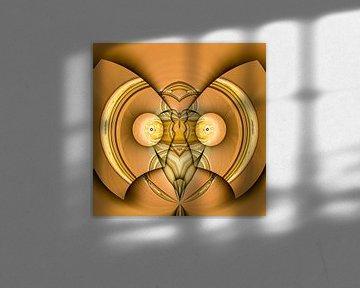 Phantasievolle abstrakte Twirl-Illustrationen 106/46 von PICTURES MAKE MOMENTS