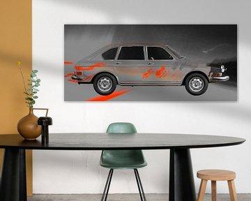 VW 411 NightDRIVE 02 van aRi F. Huber