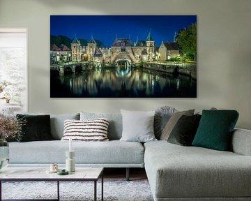 Koppelpoort Amersfoort von Niels Barto