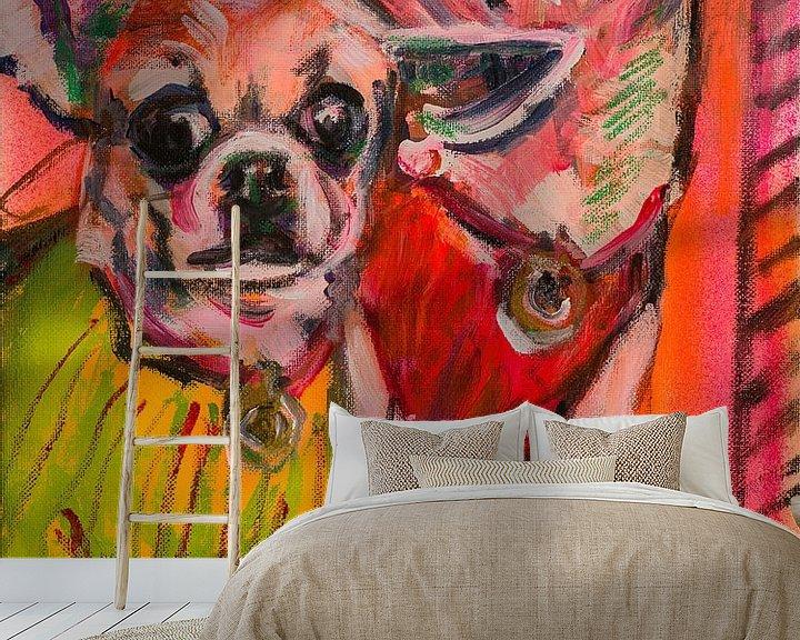 Impression: Chihuahuas sur Liesbeth Serlie