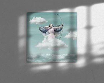 Cupid sur Marja van den Hurk