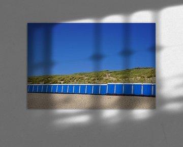 Ferienhäuser am Meer von Monique Van Den Bogaert