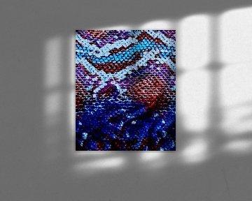 Powerbilder Sidney Graf 2 van Sidney Graf