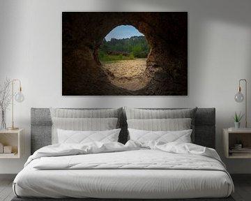 Aan het eind van de tunnel van Arno van der Poel