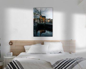 Centraal Apotheek in Leeuwarden van Nando Foto