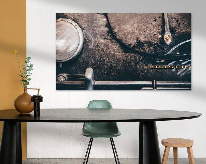 Beispiel: Porsche 356 Bannfind von Willem Verstraten