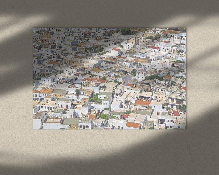 Beispiel: Griechenland Rhodos-Stadt von Ellinor Creation