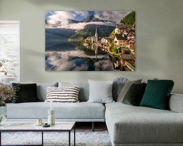 Hallstatt-meer van Achim Thomae