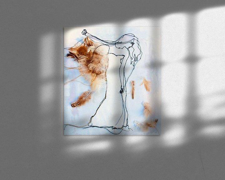 Beispiel: Widrigkeit &Ampel; Belastbarkeit'2 von Kim Rijntjes