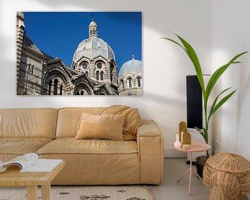 Cathédrale de la Major de Marseille von Danique Verkolf