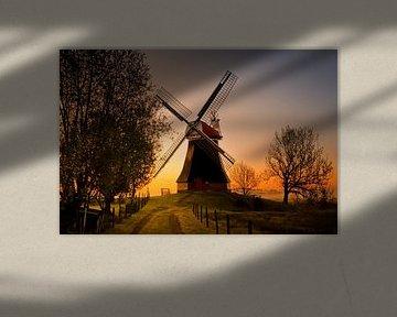 Windmühle von Dieter Ludorf