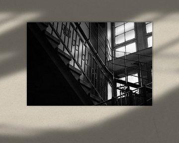Treppe ins Unbekannte von Danique Verkolf