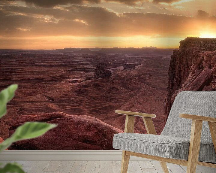 Impression: Canyonlands, Utah sur Reinier Snijders