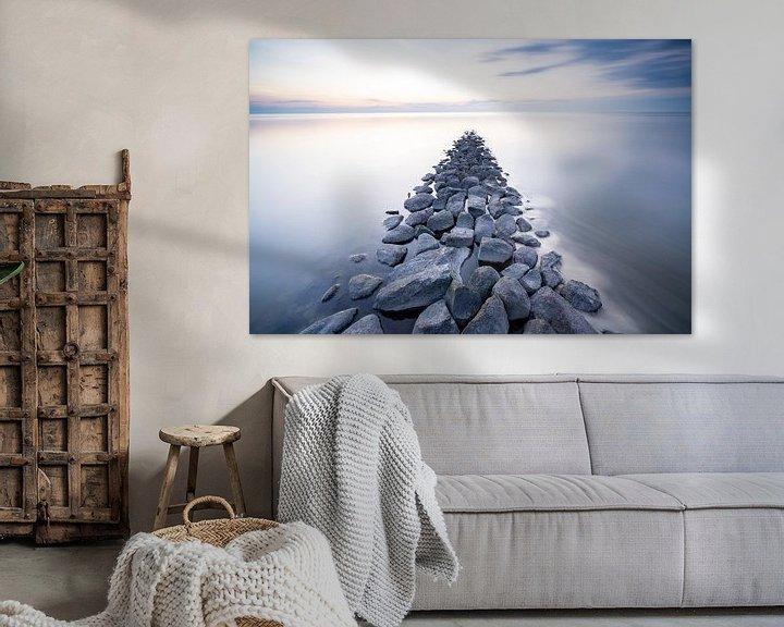 Sfeerimpressie: Minimalistisch wad in al zijn schoonheid van Fotografiecor .nl