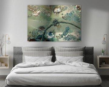 Unterwasserfeen. von Ilse Smit