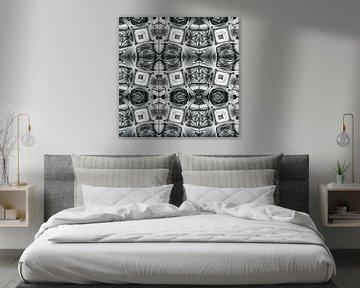 Deckenmosaik von Rob van der Pijll