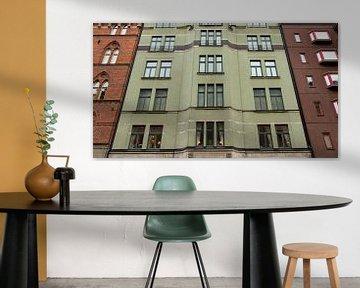 Straatfotografie in Stockholm van Karijn | Fine art Natuur en Reis Fotografie