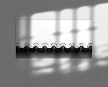 Künstlerische Konstruktion 1 von Bart Stappers