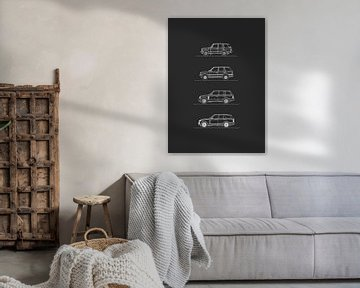 Entwicklung von Land Rover Range Rover von Artlines Design