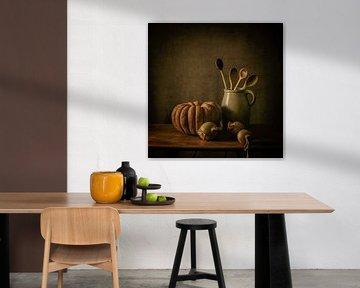 Stilleben Küchenszene von Monique van Velzen