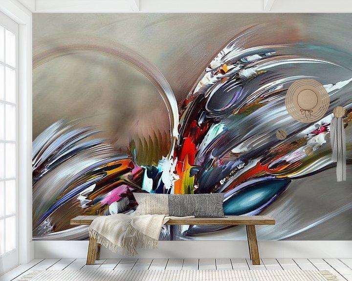 Beispiel fototapete: Wind von Gena Theheartofart