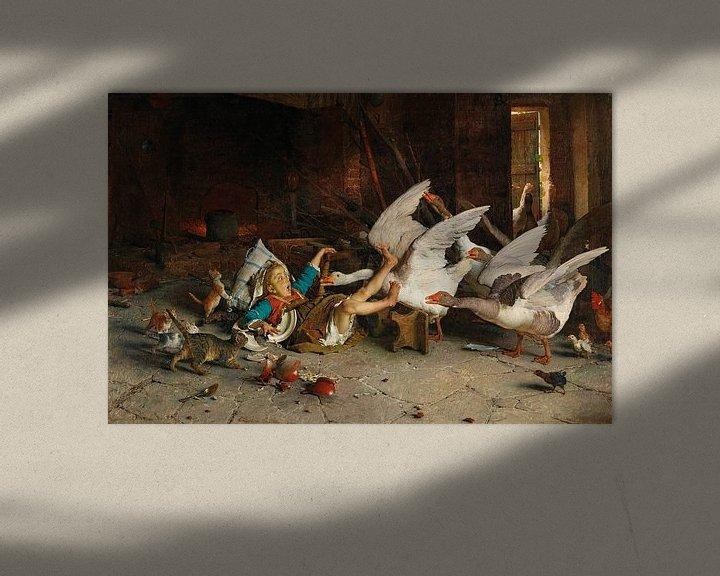 Beispiel: Eine Katastrophe, Gaetano Chierici