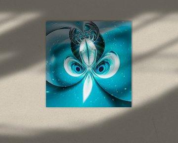 Phantasievolle abstrakte Twirl-Illustration 126/9 von PICTURES MAKE MOMENTS
