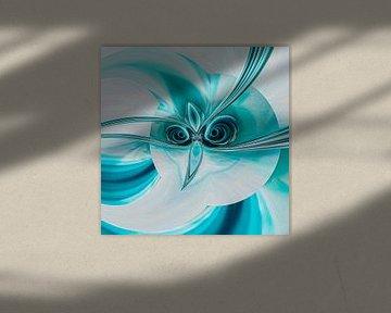 Phantasievolle abstrakte Twirl-Illustrationen 126/2 von PICTURES MAKE MOMENTS
