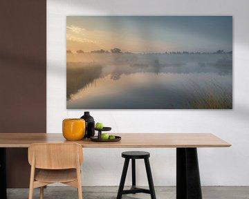 Eine Nebeldecke enthüllt die Welt von Eric Hendriks
