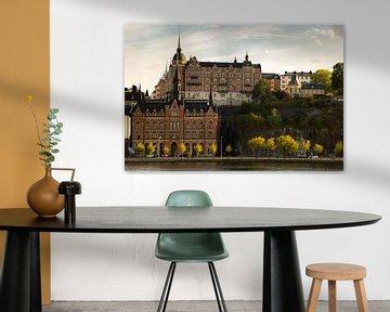 Foto der Stadt Stockholm in Schweden von Karijn | Fine art Natuur en Reis Fotografie