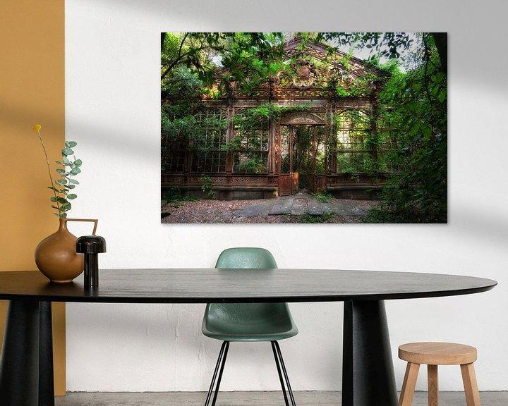 Beispiel: Das Gewächshaus 10 von Kirsten Scholten