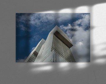 Der Rotterdamer, in Rotterdam von Patrick Verhoef
