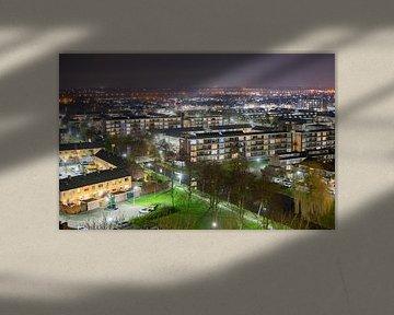 Papendrecht,Westpolder am frühen Abend von Michel Van Giersbergen
