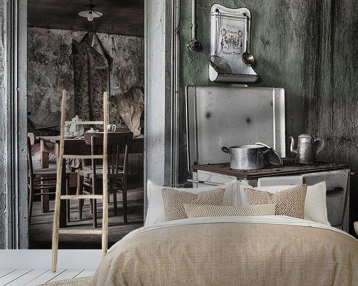 Beispiel fototapete: städtische Küche von Ingrid Van Damme fotografie