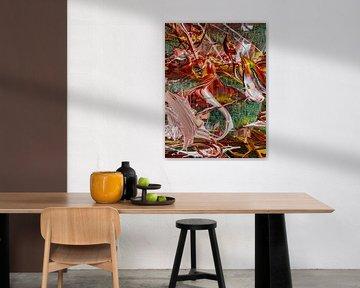 Rote Zusammenfassung von Art Gallery Murtosa
