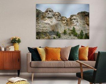 Mount Rushmore, USA von Esther Hereijgers