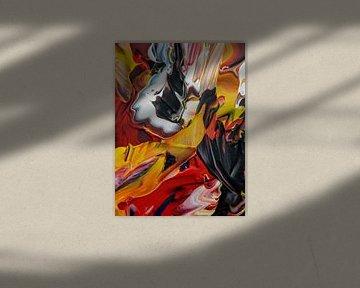 Tosende Wellen von Art Gallery Murtosa