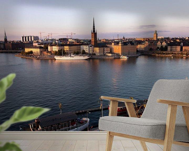 Beispiel fototapete: Stockholm, die Stadt voller schöner Architektur von Karijn | Fine art Natuur en Reis Fotografie