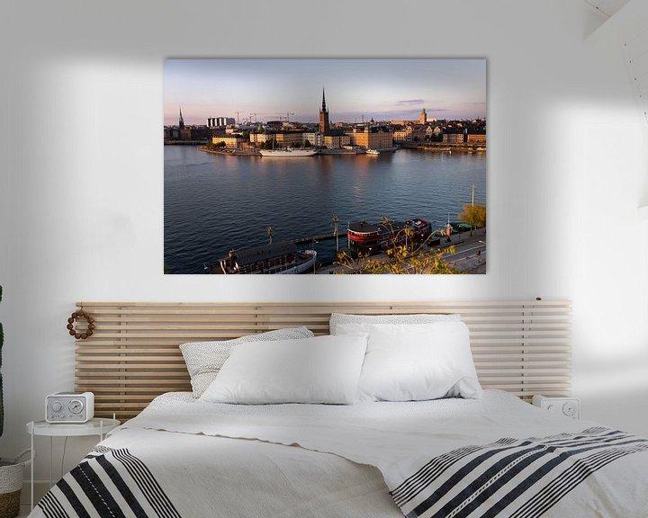 Beispiel: Stockholm, die Stadt voller schöner Architektur von Karijn | Fine art Natuur en Reis Fotografie