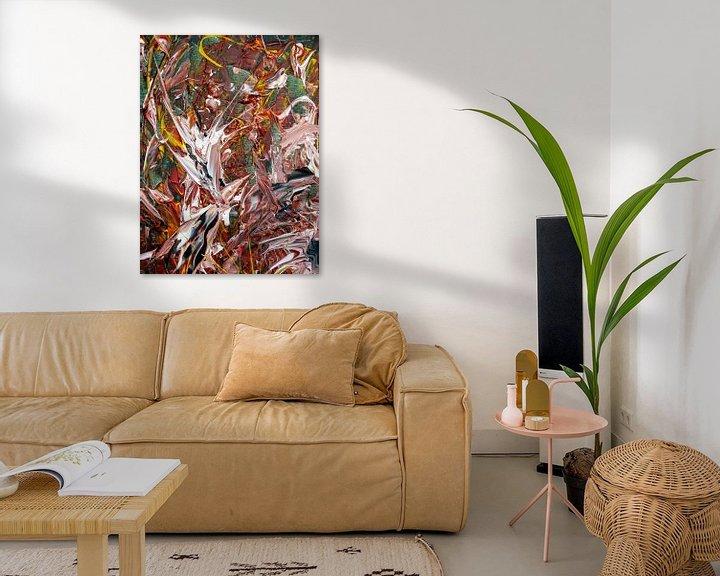 Sfeerimpressie: Abstract 106 van Art Gallery Murtosa
