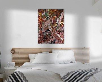 Feuervogel von Art Gallery Murtosa