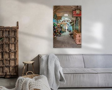 Soek in Tunis van Frank Lenaerts