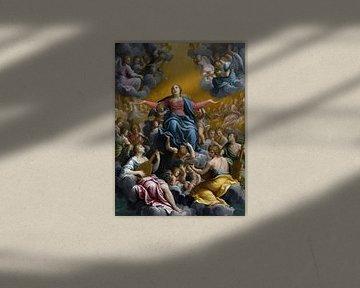Mariä Himmelfahrt, Guido Reni