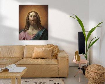 Christusbüste (Salvator Mundi), Guido Reni