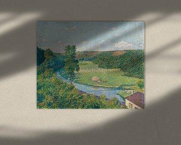 Das Sambre-Tal, Theo van Rysselberghe