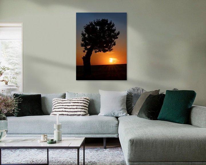 Beispiel: Sonnenaufgang von Andreas Müller