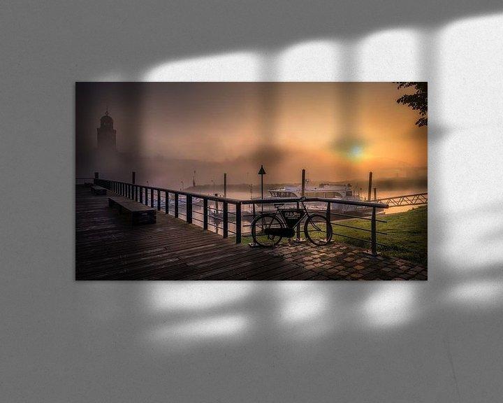 Sfeerimpressie: Gouden start van Patrick Rodink